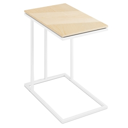 Gus* Modern Tobias Blonde Ash Nesting Table