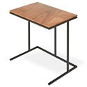 Gus* Modern Tobias Walnut Network Table
