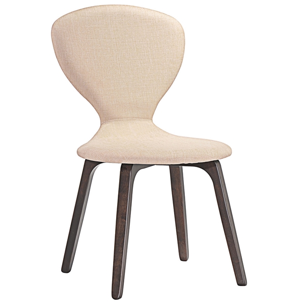 Tomorrow Contemporary Beige Dining Chair