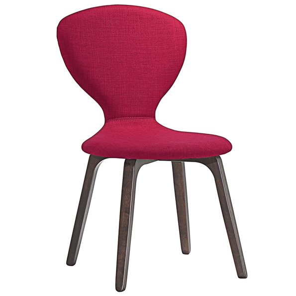 Tomorrow Contemporary Red Dining Chair