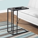 Tony Contemporary Black Accent Table