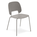 Trajan Tan Modern Dining Chair