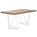 Trestles Dining Table in Walnut