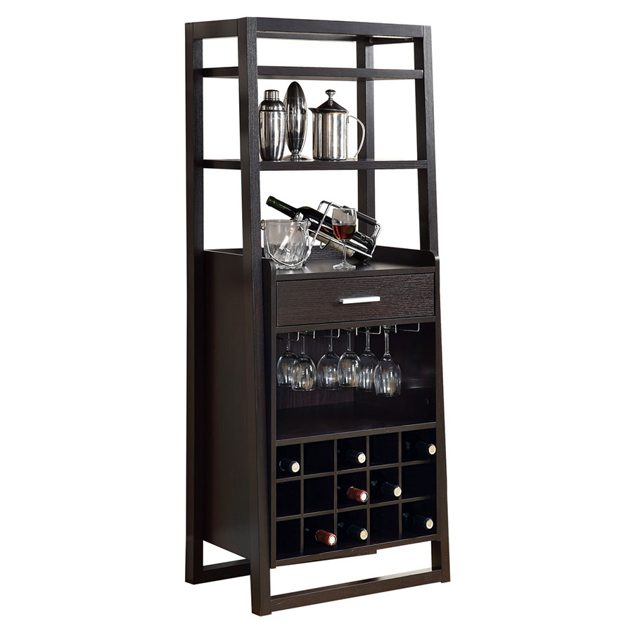 modern wine racks  trish wine rack bar  eurway modern - trish modern wine rack  bar