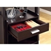 Trish Contemporary Wine Rack - Drawer Detail
