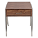 Trudy Contemporary End Table + Nightstand