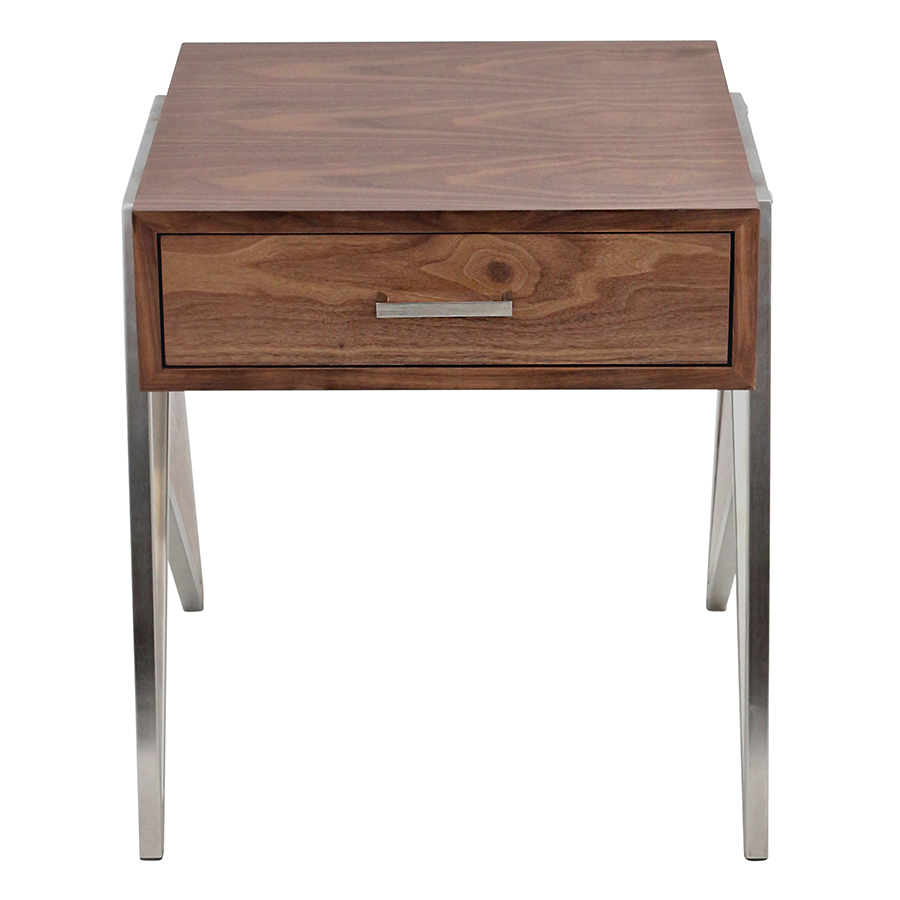 ... Trudy Contemporary End Table + Nightstand ...