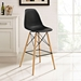 Truss Black Contemporary Bar Stool