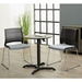 Tundra Modern 24 in. Adjustable Height Table