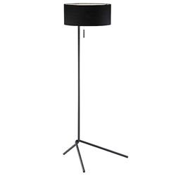 Contemporary Floor Lamps - Twixt Floor Lamp