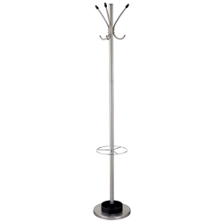 Umbria Coat Rack + Umbrella Stand