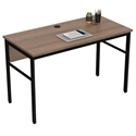 Underwood Modern 47 in. Natural Walnut Desk