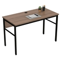 Underwood Modern 59 in. Natural Walnut Desk