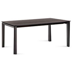 Unice Wenge Contemporary Extension Table