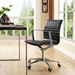 Vanguard Black Contemporary Office Chair