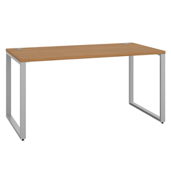 Velocity Modern 60x30 Desk in Harvest