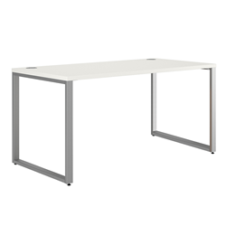 Velocity Modern 60x30 Desk in White