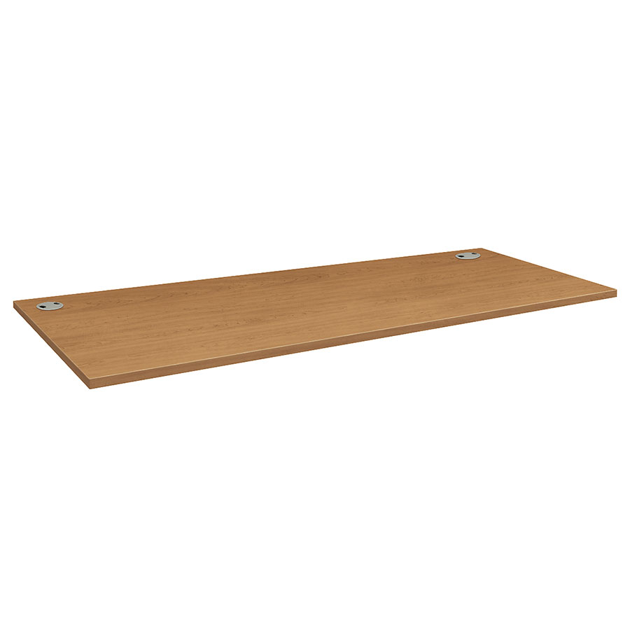 Call To Order Velocity 72x30 Desk Top In Harvest Laminate