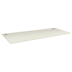 Velocity 72x30 Desk Top in White