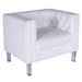 Vendela White Modern Chair