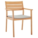 Venus Modern Outdoor Dining Chair
