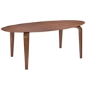 Vermont Modern Oval Dining Table