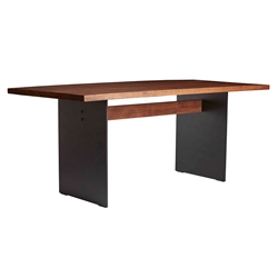Vieda 71 in. Modern Dining Table by Euro Style