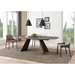Euro Style Lizarte Dining Table and Vilante Side Chairs