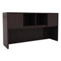 Virginia Modern 59 Inch Espresso Hutch