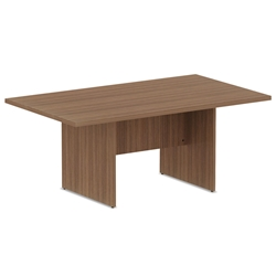 Virginia Modern 71 Inch Walnut Conference Table