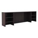 Virginia Modern Espresso Organizer Hutch