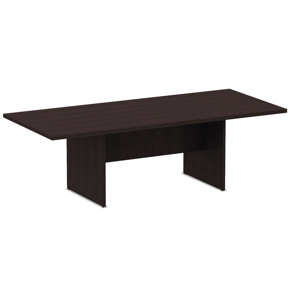 Virginia Modern In Espresso Conference Table Eurway - Espresso conference table
