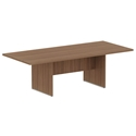 Virginia Modern 94 Inch Walnut Conference Table