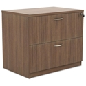 Virginia Modern Walnut Lateral File Cabinet