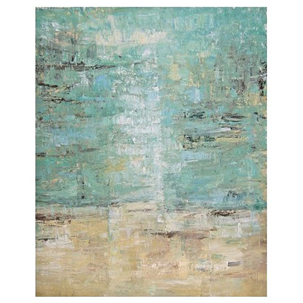 Vista Modern Canvas Gallery Wrap Wall Art