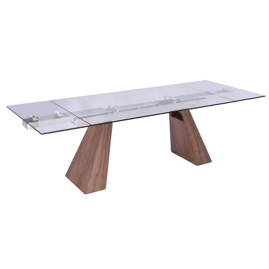 Call To Order · Vega Walnut Modern Dining Table