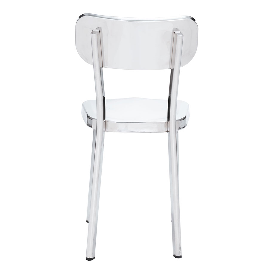Weiland Polished Contemporary Dining Chair