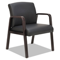 Wendell Espresso Reception Chair