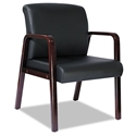 Wendell Mahogany Reception Chair