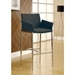 Wenworth Contemporary Gray Modern Bar Stool