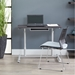 Westwood Contemporary Adjustable Laptop Desk in Espresso