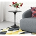 Wilco Modern Black Side Table by Zuo