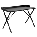 Wilfred Black Modern Desk