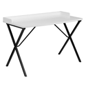 Wilfred White Modern Desk