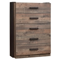 Williams Rustic Contemporary High Chest