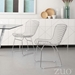 Wire Mid-Century Modern Dining Chair by Zuo