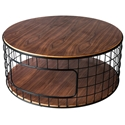 Wireframe Contemporary Coffee Table by Gus Modern