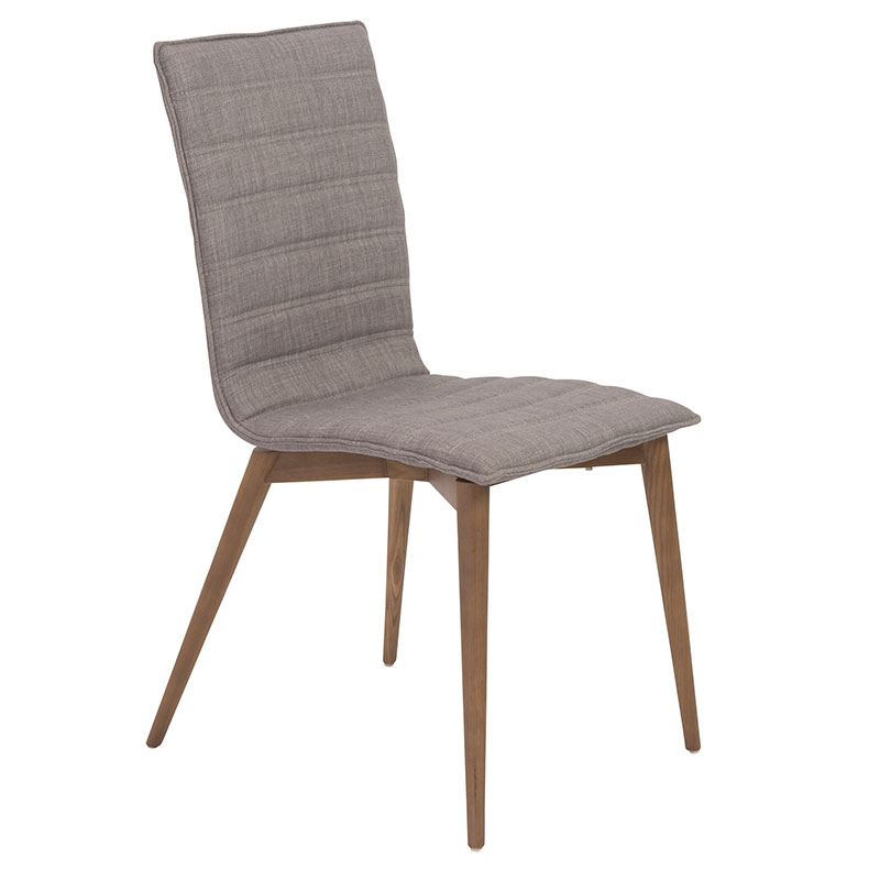 Yuma Gray Modern Dining Chair