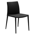 Zelda Black Modern Dining Chair