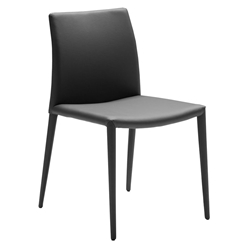 Zelda Gray Modern Dining Chair
